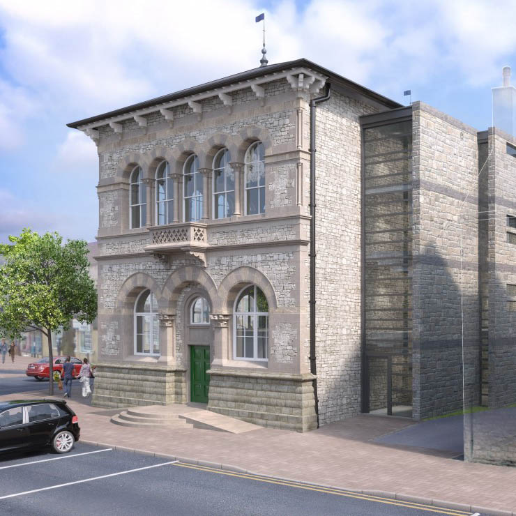 Midsomer Norton Town Hall